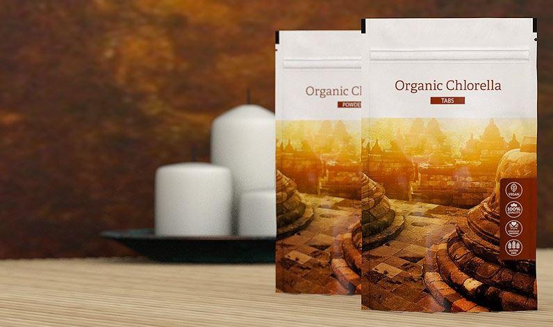 Organic Chlorella: a legtisztább a világon