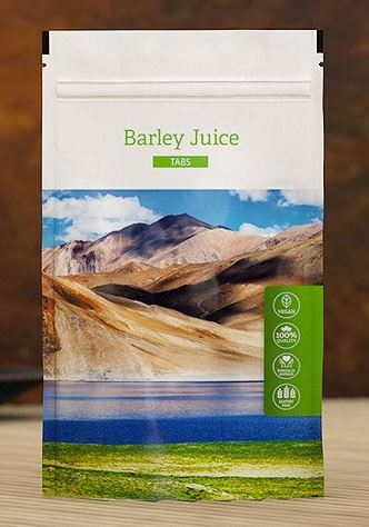 Barley Juice Tabs