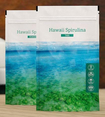 Hawai Spirulina tabs