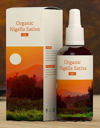 Organic Nigella Sativa