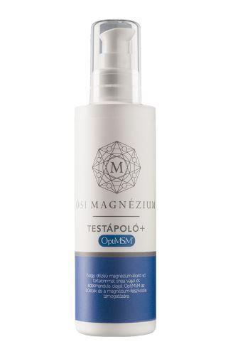 Ősi Magnézium Testápoló D3 vitamin + Opti MSM 200 ml