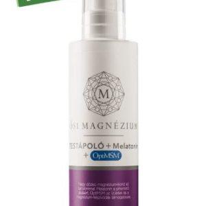 Ősi Magnézium Testápoló D3 vitamin + Opti MSM + Melatonin 200 ml